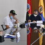 Se celebró consejo extraordinario del Acueducto Metropolitano de Cúcuta