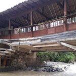 Acompañamiento a los planes de restauración del puente Real en Chitagá