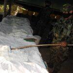 Destruyen laboratorio para procesamiento de cocaína en El Tarra