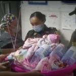 Rescatan a bebé abandonada en un local comercial en Villa del Rosario (Vídeo)